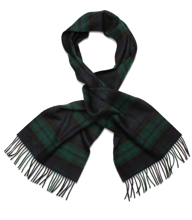 The Lorne Plaid Scarf