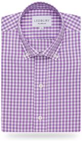 The Purple Parker Button Down