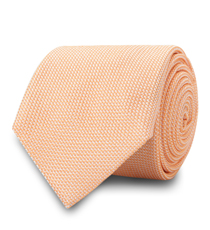 The Orange Grenadine Tie