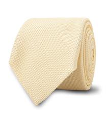 The Yellow Grenadine Tie