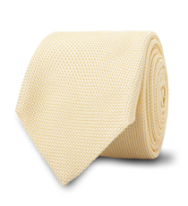 The Yellow Grenadine Tie