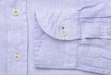 The Blue Wilton Linen