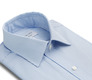 The Blue Gingham Worker collar