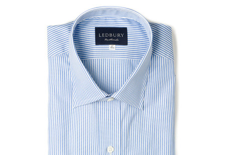 The Light Blue Bengal shirt