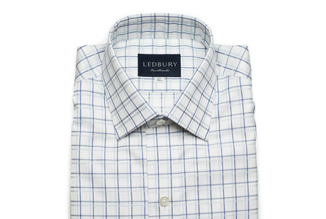 The Atherton 120 shirt