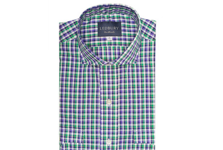 The Orleans Check Classic shirt