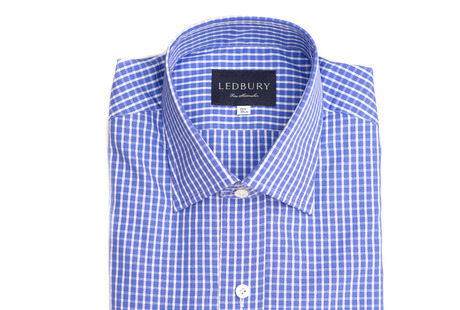 The Stanton Gingham shirt