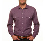 The Plum Callan Slim Fit modelcrop