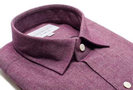 The Plum Callan collar