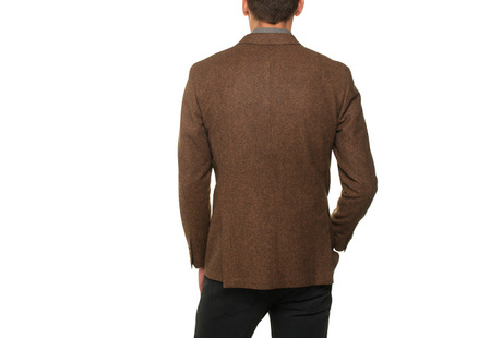The Rust Huxley Sport Coat Slim Fit shirt
