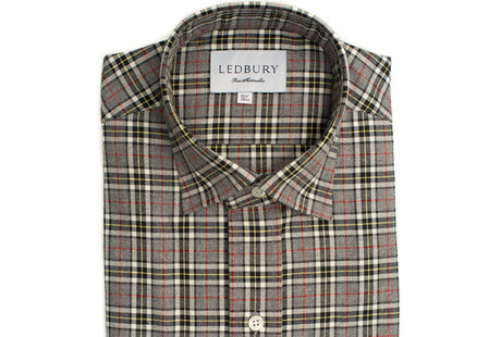 The Howard Flannel shirt
