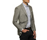 The Grey Huxley Sport Coat Slim Fit modelcrop
