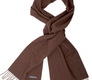 The Brown Camden Lambswool Scarf