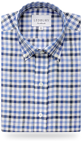 The Bryant Gingham Slim Fit