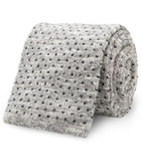 The Grey Morgan Knit Tie