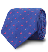 The Royal Blue Vaughn Tie