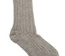The Grey Alastair Sock
