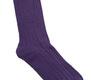 The Purple Alastair Sock