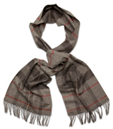 The Grey Willis Scarf