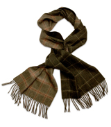 The Olive Roane Cashmere Tweed Scarf