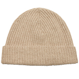 The Beige Gatewood Cashmere Hat